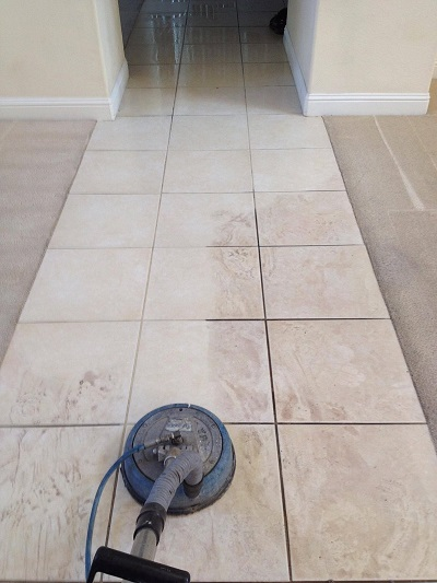 Hazelton Cleaning Fresno Carpet And Tile Cleaning - Clean and reseal grout